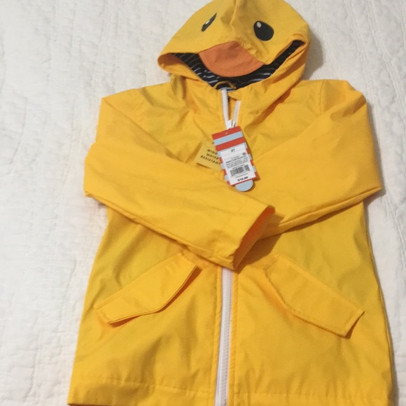 purchase genuine in stock best price NWT Toddler Duck Rain Jacket Size 3T NWT